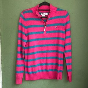 Vineyard Vines Striped Pullover Sweater Size Small